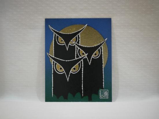 彫金パネル-小